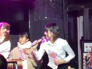 BSJ学園in名古屋のアイドルシアターBSJ